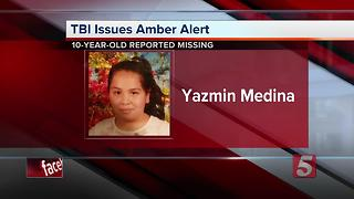 Amber Alert Issued For Missing East Tenn. Girl - Video