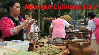 Travel vlogs: Mexican culinary tour - Video