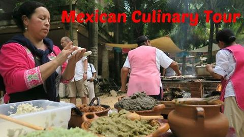 Travel vlogs: Mexican culinary tour