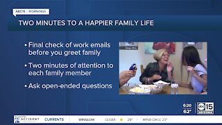 The BULLetin Board: Two minutes to a happy family life