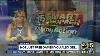 Smart Shopper: free game night at Valley Bar - Video