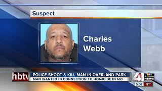 Police ID man shot, killed by officers early Friday morning - Video
