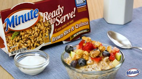 Minute® Breakfast Cup with Quinoa