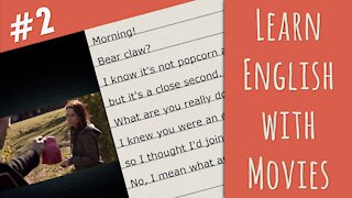 Learn English with Movies #2 - My Secret Valentine