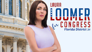 Laura Loomer for Congress FL District 21