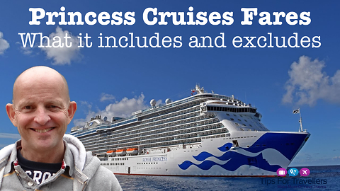 What does a Princess Cruise really cost?