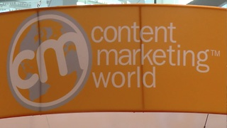 Content Marketing World Convention takes over Cleveland this week.