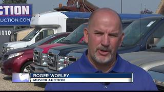 ACHD holds big annual auction on Saturday - Video