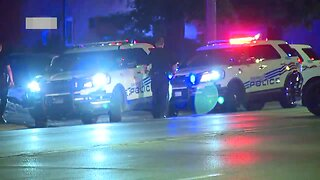 Two Detroit police officers shot on city's west side