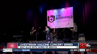 Live Stream Vaccine happening tonight