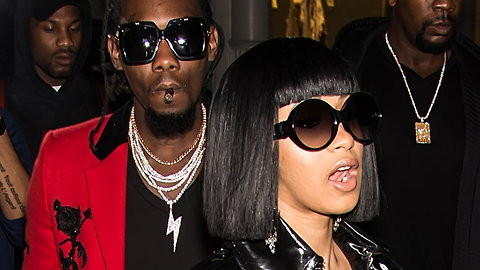 Offset's Dad BLASTS Cardi B For Exploiting Baby Kulture!
