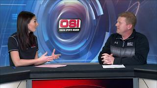 Omaha Skutt boys basketball one-on-one