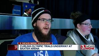 U.S. Olympic curling team trials underway - Video