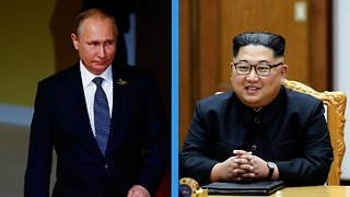 Vladimir Putin Invites Kim Jong-Un To Visit Russia - Video