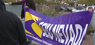 Healthcare worker protests pay off