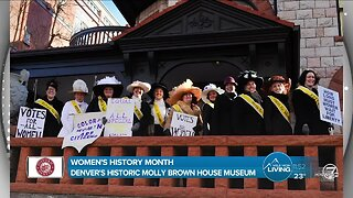 Molly Brown House Museum - Women's History Month