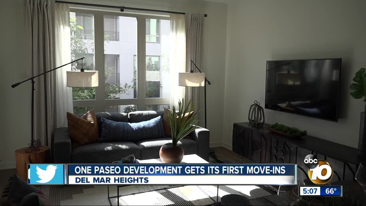 One Paseo development gets its first move-ins
