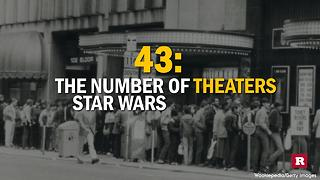Star Wars by the numbers | Rare News