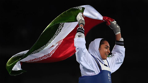 Iran's Sole Female Olympic Medalist Defects Over 'Hypocrisy' and 'Lies'