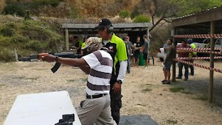 SOUTH AFRICA - Cape Town - Western Cape Firearms Festival (video) (Ywo)