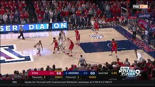 Wildcats jump back into top 10 - Video