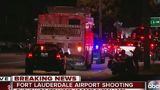 Thousands stranded at Port Everglades after shooting - Video