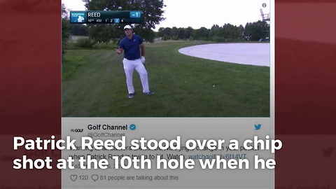 Masters Champ Patrick Reed Snaps At Camera Crew, Refuses To Hit Shot Until They Leave