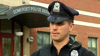 Massachusetts police officer pays for shoplifting suspects' holiday dinner