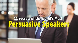 11 Secrets of the World's Most Persuasive Speakers - Video