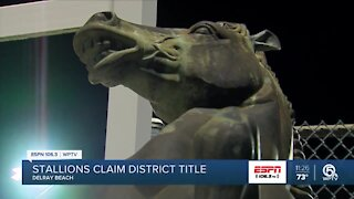 American Heritage claims another district title