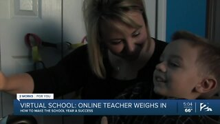 Virtual School: Online Teacher Weighing In
