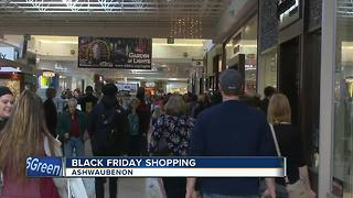Traditional & untraditional Black Friday shopping - Video