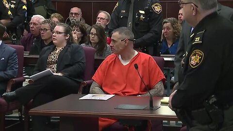 Man who set Portage Co. deputy on fire sentenced to 16 years in prison