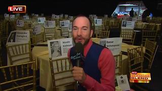 Ryan Jay is Live at the Critics' Choice Awards - Video