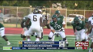 Muskogee vs Midwest City - Video