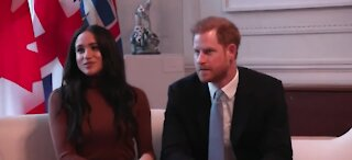 Prince Harry and Meghan Markle sign deal with Netflix