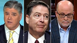 Mark Levin: Comey memos actually help Trump because there's nothing incriminating