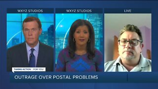 Outrage over postal problems: Conversation with local American Postal Workers Union president