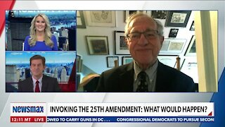 Invoking The 25th Amendment: What Would Happen?