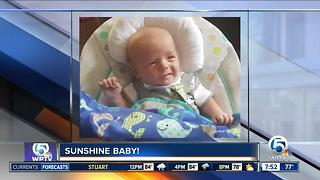 Sunshine Baby 6/18/17 - Video