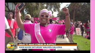 DRIVE TO MAKE STRIDES IN BUFFALO AT THE WALDEN GALLERIA