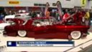 Thousands attend Autorama in Downtown Detroit - Video