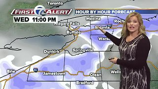7 First Alert Forecast 0109 - Noon - Video
