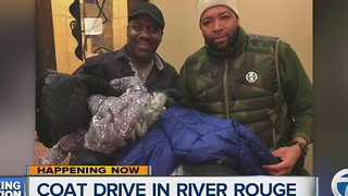 River Rouge Coat Drive - Video