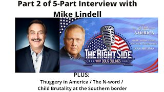 News of the Day and Part 2 of Doug's 5-Part Interview with Mike Lindell