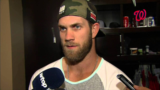 Bryce Harper LEAVING The Washington Nationals? - Video