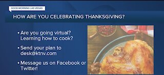 How are you celebrating this Thanksgiving?