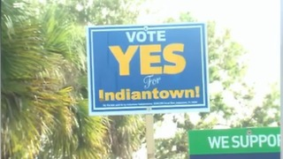 Historic vote makes Indiantown Martin County's newest municipality - Video
