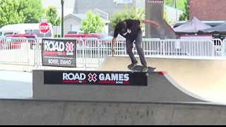 Scoring Breakdown for X Games in Boise - Video