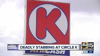 Suspect identified in deadly north Phoenix store stabbing - Video